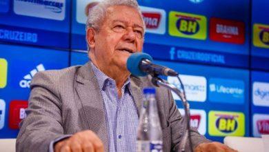 Photo of José Dalai Rocha, presidente de Cruzeiro, también tiene coronavirus