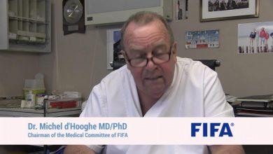 Photo of El jefe médico de la FIFA dijo hasta cuándo debe estar suspendido el fútbol