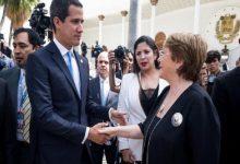Photo of Oposición venezolana denuncia ante Bachelet persecución por parte de Gobierno