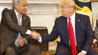 Photo of Moreno agradece a Trump respiradores y otras ayudas para afrontar COVID-19