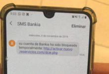 Photo of Cuidado, no abras este SMS o te robarán el dinero y los datos personales