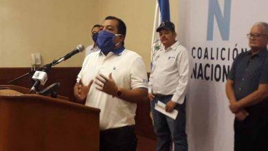 Photo of Oposición demanda a Ortega «inicio inmediato de una transición» en Nicaragua