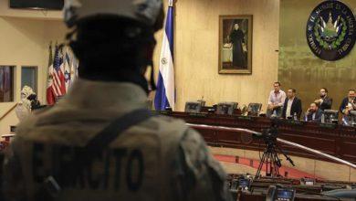 Photo of Sospecha de coronavirus en edificio legislativo salvadoreño