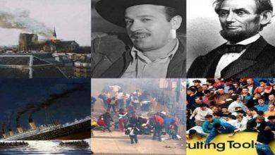 Photo of Las tragedias del 15 de abril: Desde Pedro Infante y el Titanic hasta Notre Dame