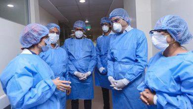 Photo of Vicepresidente estuvo en hospitales de Santo Domingo para articular acciones que fortalezcan el servicio de atención en salud