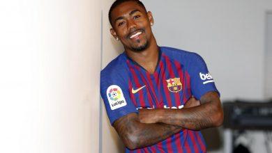 Photo of Malcom bromea que en el Barça se entrenaba poco