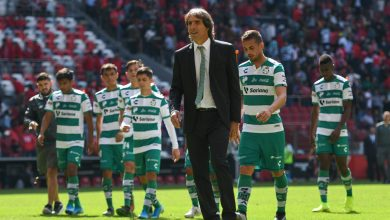 Photo of Ocho futbolistas dieron positivo a COVID-19 en Santos Laguna