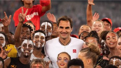 Photo of Fundación de Federer dona un millón de dólares para niños África
