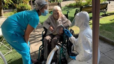 Photo of Chile: Dos mujeres de más de 100 años de edad sobreviven al coronavirus