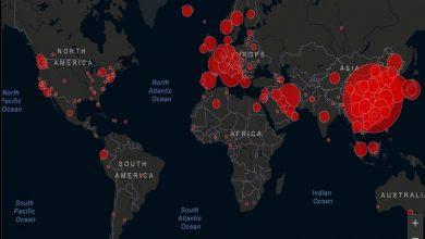 Photo of Coronavirus – MAPA EN VIVO: números actualizados de la pandemia por el mundo