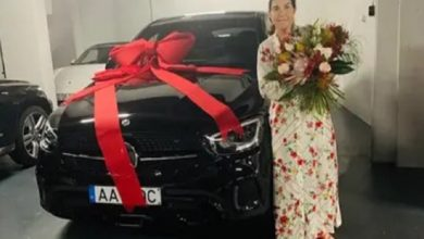 Photo of El ostentoso regalo que le dio Cristiano Ronaldo a su madre