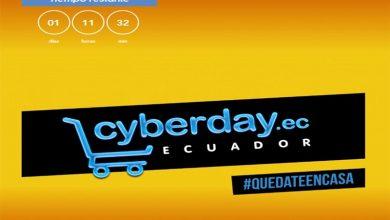 Photo of Ofertas por internet en el CyberDay.ec se extiende hasta el lunes 4 de mayo