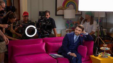 Photo of Daniel Radcliffe: «Me encanta el ritmo de la televisión»