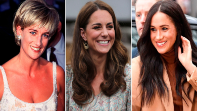 Photo of Desnudos, infidelidades y peleas: Los secretos de Lady Di, Kate Middleton y Meghan Markle quedan al descubierto