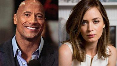 Photo of Dwayne Johnson y Emily Blunt serán superhéroes en Netflix