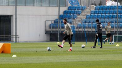 Photo of Real Madrid regresó a las prácticas en Valdebebas