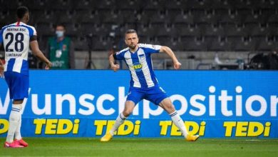 Photo of Ibisevic desequilibra un derbi sin pasión y el Hertha goleó al Union Berlín