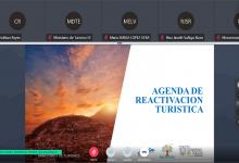 Photo of Se socializan acciones emprendidas para el sector turístico