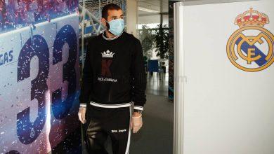 Photo of Los jugadores del Real Madrid han pasado los test del coronavirus