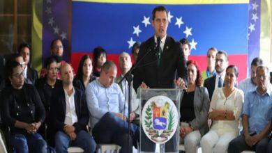 Photo of Oposición rechaza acusación de «organización terrorista» al partido de Guaidó