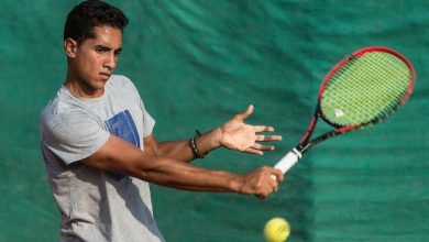 Photo of Hossam, tenista egipcio, sancionado de por vida por amañar partidos
