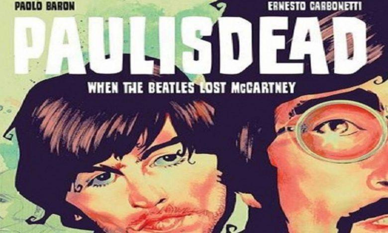 Photo of Paul McCartney inspira cómic basado en su supuesta muerte
