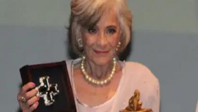 Photo of Muere la actriz Pilar Pellicer por complicaciones de COVID-19 a los 82 años