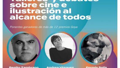Photo of Ganadores de más de 12 Premios Goya dictarán talleres gratuitos en línea