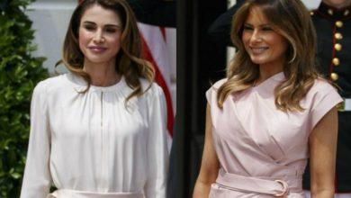 Photo of Rania de Jordania y Melania Trump, duelo estilistico a miles de kilómetros