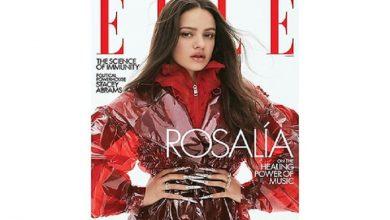 Photo of Rosalía conquista la portada de «Elle» en EE.UU. como la artista del verano