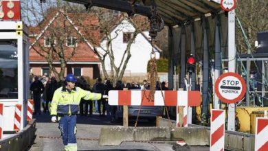 Photo of Alemania prolonga los controles fronterizos por COVID-19 hasta el 15 de mayo