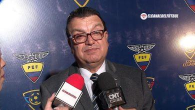 Photo of [DOCUMENTO] Amilcar Mantilla deja de formar parte de los delegados CONMEBOL