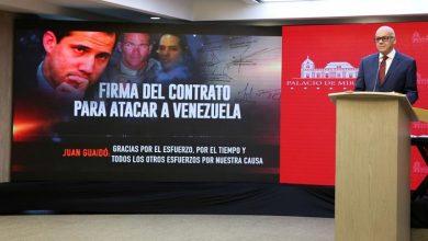 Photo of Gobierno difunde audio que liga a Guaidó con frustrada incursión marítima