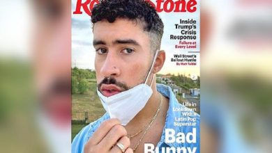 Photo of Bad Bunny portada de la revista Rolling Stone