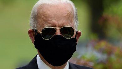 Photo of Con mascarilla, Biden retoma su campaña en unos Estados Unidos divididos