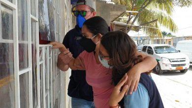 Photo of En Durán, madre de familia con distrofia muscular accede al bono de protección familiar