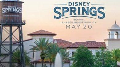 Photo of Centro comercial de Disney en Florida abrirá parcialmente el 20 de mayo