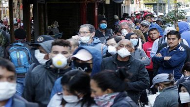 Photo of Chile pone en cuarentena a casi la mitad de su población tras repunte de casos