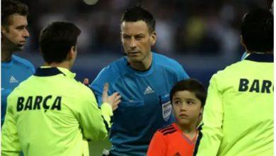 Photo of Un árbitro develó algunas intimidades que tuvo con tres cracks mundiales