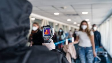 Photo of Alcaldesa Cynthia Viteri pide suspender vuelos nacionales en aeropuerto de Guayaquil todo el mes de junio