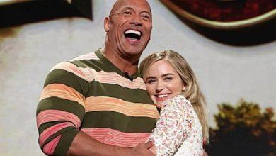 Photo of Dwayne Johnson y Emily Blunt volverán a trabajar juntos en «Ball and Chain»