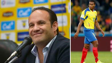 Photo of [VIDEO] Antonio Valencia a Francisco Egas: Es muy mala persona, sus propios colegas lo quieren sacar