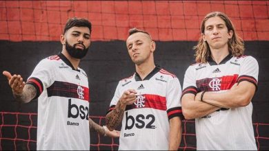 Photo of Flamengo lanzó su nueva camiseta en plena cuarentena