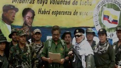 Photo of FARC suspende reunión de paz con el Gobierno en defensa de Cuba ante EE.UU.
