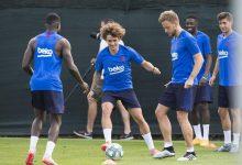 Photo of El FCBarcelona negó que haya jugadores asintomáticos de COVID-19