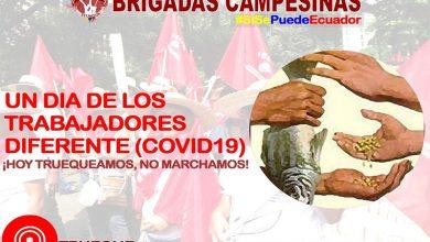 Photo of Un día de los Trabajadores Diferente (COVID 19) ¡Hoy Truequeamos, No Marchamos!