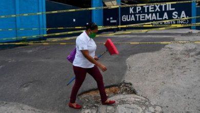 Photo of Coronavirus en Guatemala: cómo un brote masivo de covid-19 en una fábrica puso una ciudad en estado de emergencia