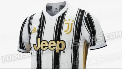 Photo of Se filtra la nueva camiseta de la Juventus para la próxima temporada