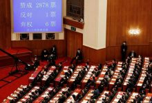 Photo of Asamblea Popular china aprueba ley de seguridad de Hong Kong