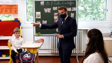 Photo of Macron insiste en abrir la escuela frente a las dudas de alcaldes y docentes